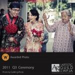 2011 Q3 (Category: Ceremony)